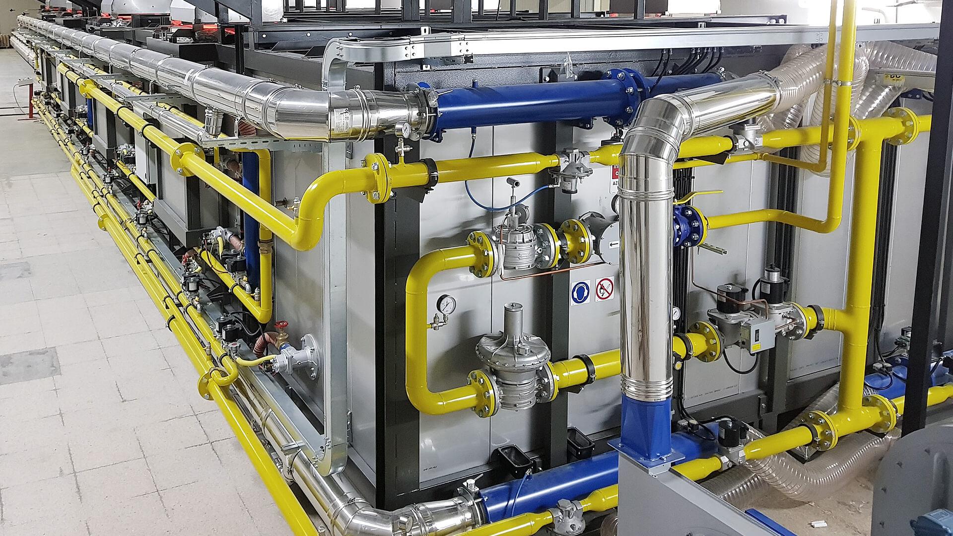 Forno industriale per Forno Monopiano | Pagnotta Termomeccanica