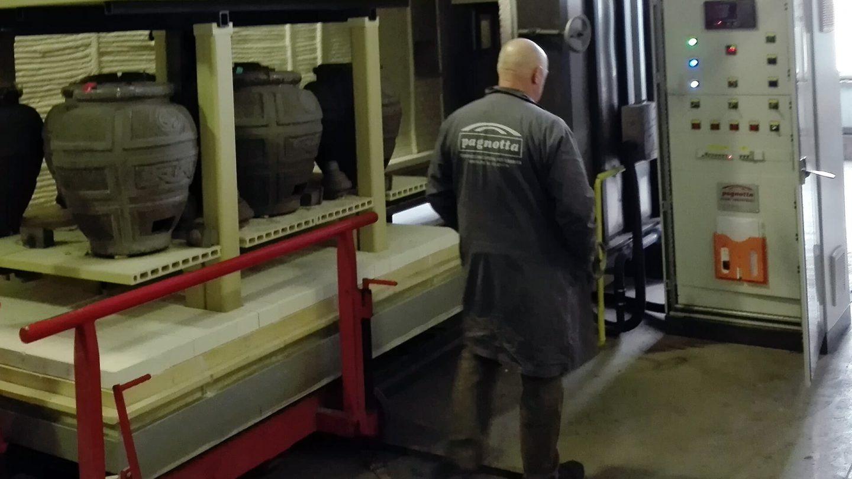 assistenza tecnica su forni intermittenti