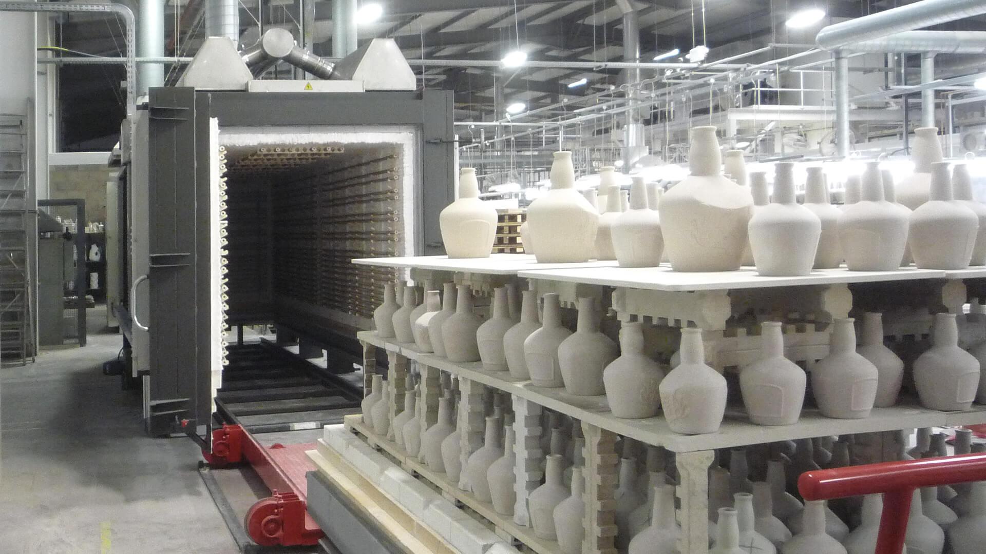 Forno industriale per Forno elettrico per stoviglieria | Pagnotta Termomeccanica