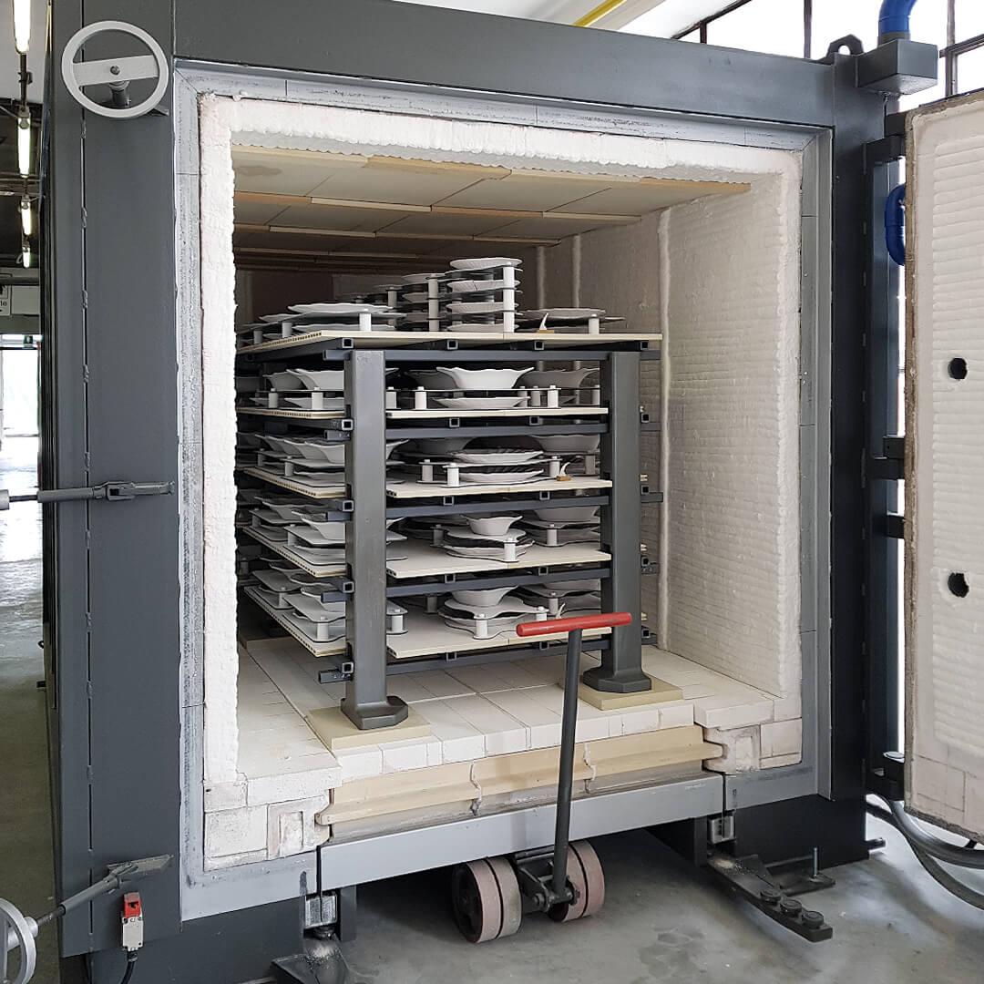 Forno industriale per Forno a fiamma rovesciata modello ST/AT/FR | Pagnotta Termomeccanica