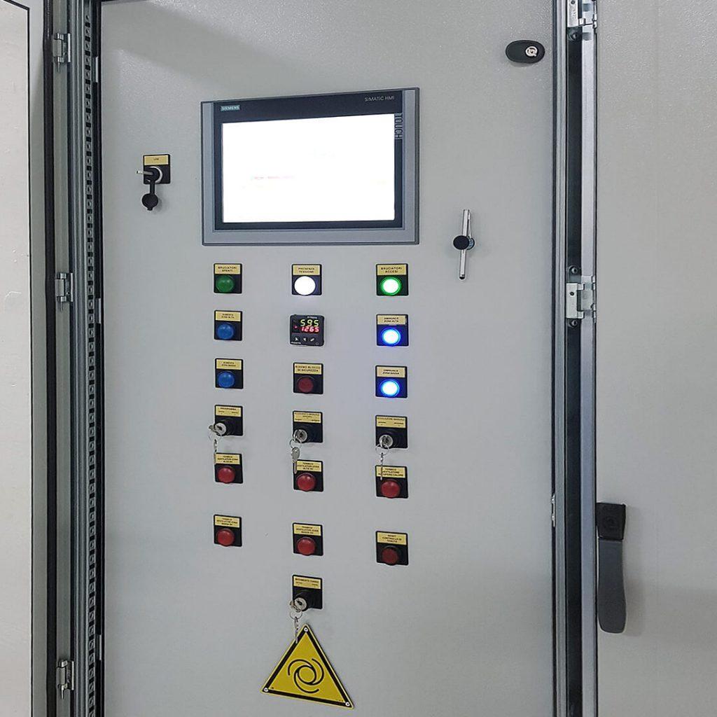 Technical support - Forni industriali   Pagnotta Termomeccanica - 3