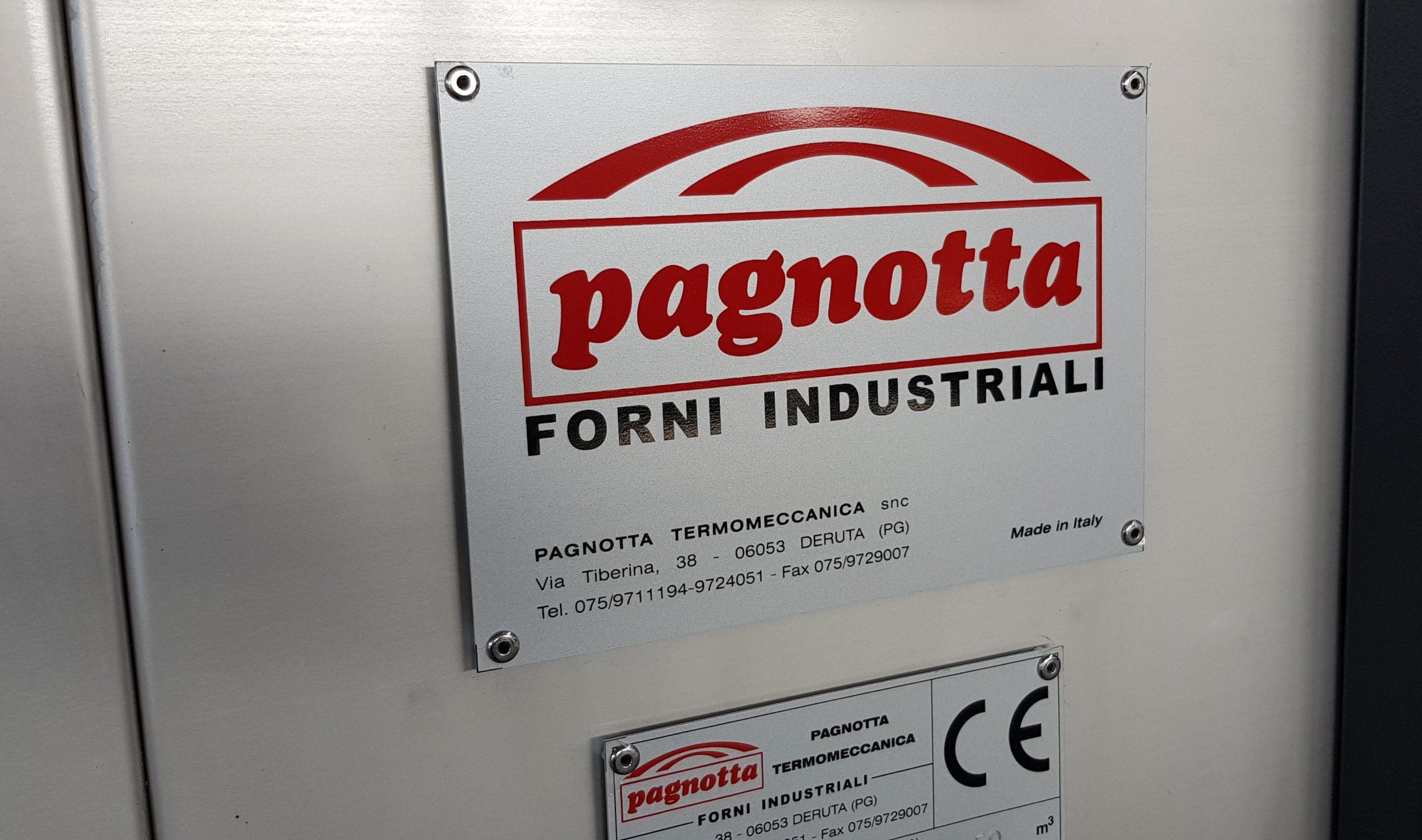 Forni industriali - Pagnotta Termomeccanica