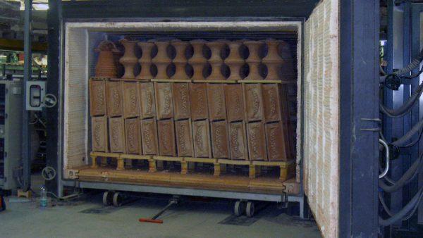 Fornace da Terracotta | Pagnotta Termomeccanica