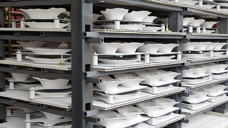 Forni per Industrial Ceramics | Pagnotta Termomeccanica